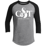 Cedric & Tyra Sporty T-Shirt T-Shirts- Warrior Design Co. | Quality Affordable Branding Solutions