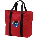 All Sports Recruiter Tote Bag Bags- Warrior Design Co. | Quality Affordable Branding Solutions