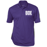 Best Dad Ever Three-Button Polo Polo Shirts- Warrior Design Co. | Quality Affordable Branding Solutions