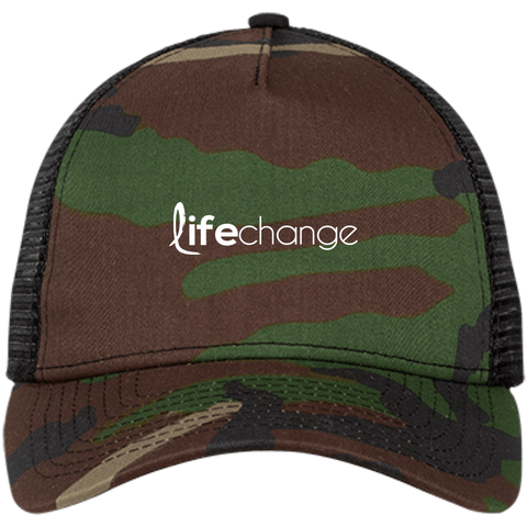 Life Change Snapback Cap Hats- Warrior Design Co. | Quality Affordable Branding Solutions