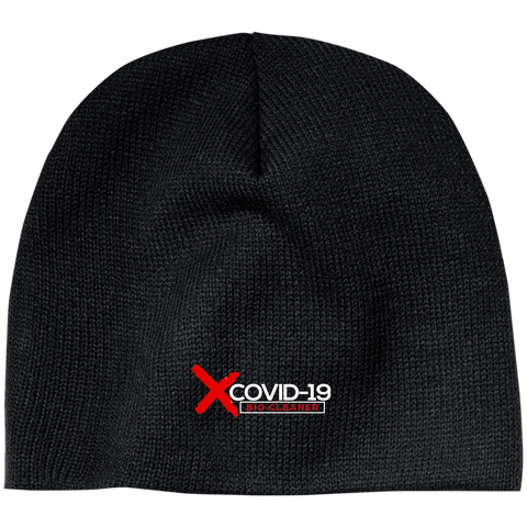X Covid-19 Beanie Hats- Warrior Design Co. | Quality Affordable Branding Solutions