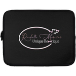 Rachelle Marissa  Laptop Sleeve - 13 inch Laptop Sleeves- Warrior Design Co. | Quality Affordable Branding Solutions