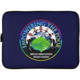 Empowering the Poor Laptop Sleeve - 15 Inch Laptop Sleeves- Warrior Design Co. | Quality Affordable Branding Solutions