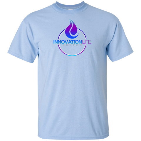 Innovation Life Youth T-Shirt T-Shirts- Warrior Design Co. | Quality Affordable Branding Solutions