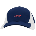 MBAGA Colorblock Hat Hats- Warrior Design Co. | Quality Affordable Branding Solutions