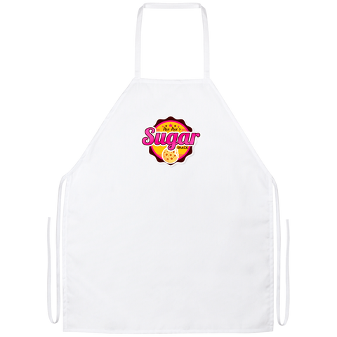 Sugar Shack Apron Work Apparel- Warrior Design Co. | Quality Affordable Branding Solutions