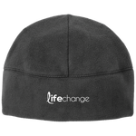 Life Change Fleece Beanie Hats- Warrior Design Co. | Quality Affordable Branding Solutions