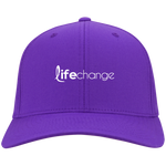 Life Change Twill Cap Hats- Warrior Design Co. | Quality Affordable Branding Solutions