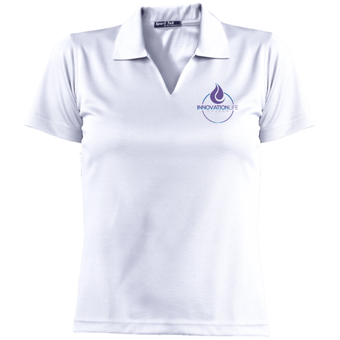 Innovation Life Dri-Mesh Women's Polo - Warrior Design Co. | Quality Affordable Branding Solutions
