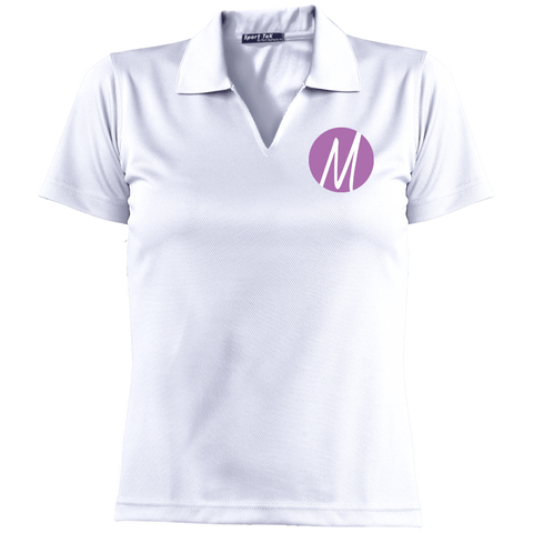 MM (icon) Dri-Mesh Short Sleeve Polo Polo Shirts- Warrior Design Co. | Quality Affordable Branding Solutions