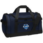 All Sports Recruiter Travel Sports Duffel Bags- Warrior Design Co. | Quality Affordable Branding Solutions