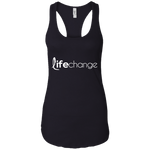 Life Change Women's Tank T-Shirts- Warrior Design Co. | Quality Affordable Branding Solutions