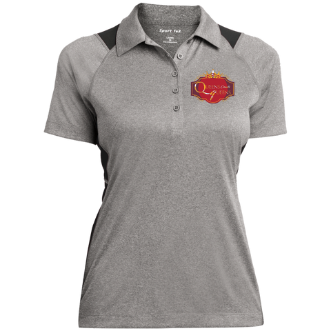 Queens create Queens Moisture Wicking Polo - Warrior Design Co. | Quality Affordable Branding Solutions