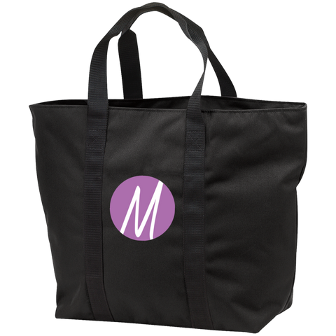 Moore Marketing Icon Tote Bag Bags- Warrior Design Co. | Quality Affordable Branding Solutions