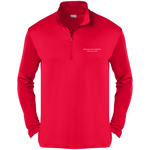 MBAGA 1/4-Zip Pullover Sweatshirts- Warrior Design Co. | Quality Affordable Branding Solutions