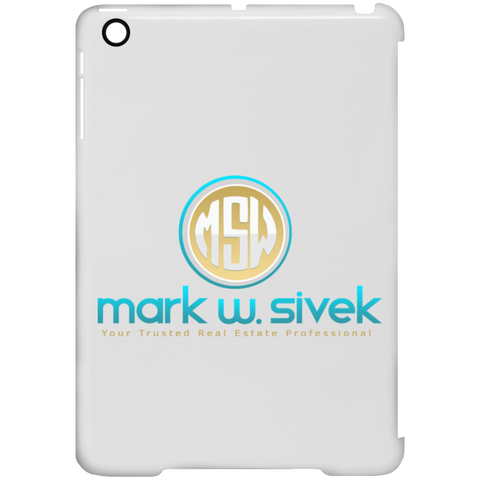 Mark Sivek iPad Mini Clip Case Tablet Covers- Warrior Design Co. | Quality Affordable Branding Solutions