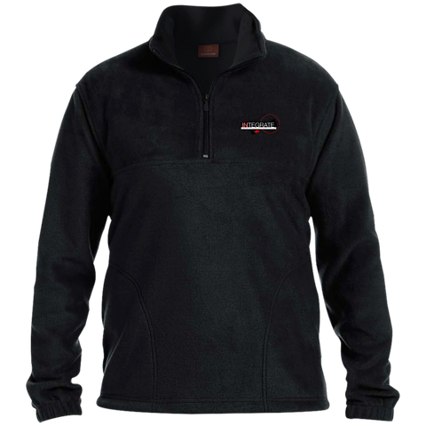Integrate Fleece Pullover Jackets- Warrior Design Co. | Quality Affordable Branding Solutions