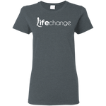 Life Change Women's T-Shirt T-Shirts- Warrior Design Co. | Quality Affordable Branding Solutions