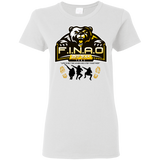 FINAO Women's 5.3 oz. T-Shirt T-Shirts- Warrior Design Co. | Quality Affordable Branding Solutions