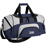 Worship Unleashed Colorblock Sport Duffel Bag Bags- Warrior Design Co. | Quality Affordable Branding Solutions