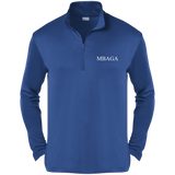 MBAGA Competitor 1/4-Zip Pullover Sweatshirts- Warrior Design Co. | Quality Affordable Branding Solutions