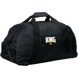 King Large-Sized Duffel Bag