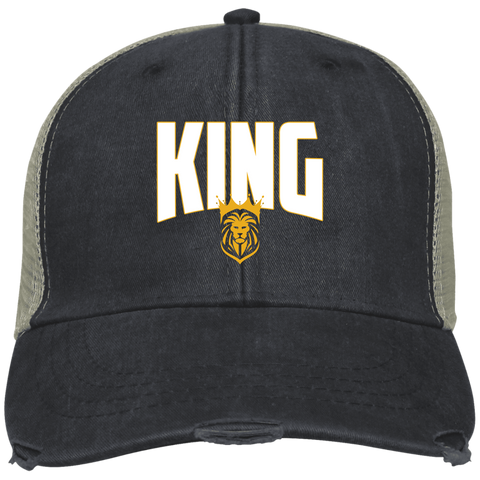 King Ollie Cap Hats- Warrior Design Co. | Quality Affordable Branding Solutions