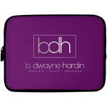 BDH Laptop Sleeve - 10 inch Laptop Sleeves- Warrior Design Co. | Quality Affordable Branding Solutions