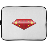 Super Mom Laptop Sleeve - 15 Inch Laptop Sleeves- Warrior Design Co. | Quality Affordable Branding Solutions