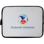 Shulamite Laptop Sleeve - 10 inch Laptop Sleeves- Warrior Design Co. | Quality Affordable Branding Solutions