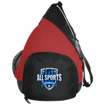 All Sports Recruiter Active Sling Pack Bags- Warrior Design Co. | Quality Affordable Branding Solutions