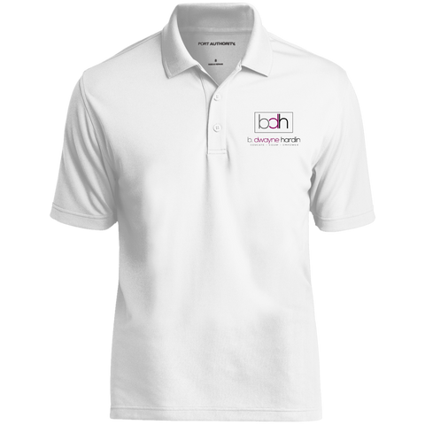 BDH Micro-Mesh Polo Polo Shirts- Warrior Design Co. | Quality Affordable Branding Solutions