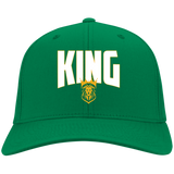 King Twill Cap Hats- Warrior Design Co. | Quality Affordable Branding Solutions