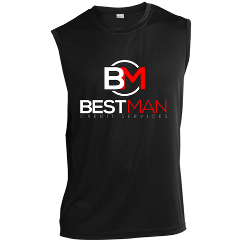 Best Man Performance T-Shirt - Warrior Design Co. | Quality Affordable Branding Solutions