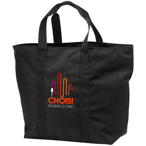CHOISI All Purpose Tote Bag Bags- Warrior Design Co. | Quality Affordable Branding Solutions