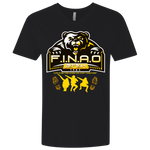 FINAO Fitted V-Neck T-Shirts- Warrior Design Co. | Quality Affordable Branding Solutions