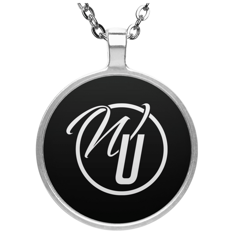 Worship Unleashed Circle Necklace Jewelry- Warrior Design Co. | Quality Affordable Branding Solutions
