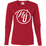 Worship Unleashed Women's LS T-Shirt T-Shirts- Warrior Design Co. | Quality Affordable Branding Solutions