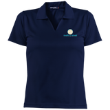 Mark Sivek Women's Dri-Mesh Short Sleeve Polo Polo Shirts- Warrior Design Co. | Quality Affordable Branding Solutions