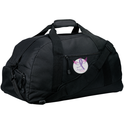Angels of Las Vegas Large-Sized Duffel Bag Bags- Warrior Design Co. | Quality Affordable Branding Solutions