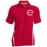CE Colorblock 3-Button Polo Polo Shirts- Warrior Design Co. | Quality Affordable Branding Solutions