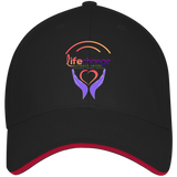 Life Change Outreach Baseball Cap Hats- Warrior Design Co. | Quality Affordable Branding Solutions