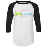 Life Change Coloblock Jersey T-Shirts- Warrior Design Co. | Quality Affordable Branding Solutions