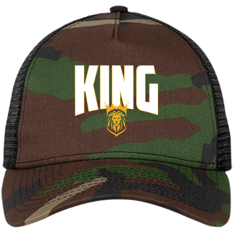 KingSnapback Cap Hats- Warrior Design Co. | Quality Affordable Branding Solutions