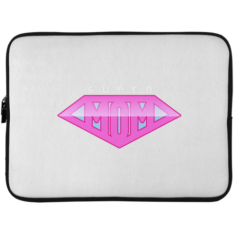 Super Mom Laptop Sleeve - 15 Inch