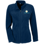 Mark Sivek Ladies' Microfleece Jackets- Warrior Design Co. | Quality Affordable Branding Solutions