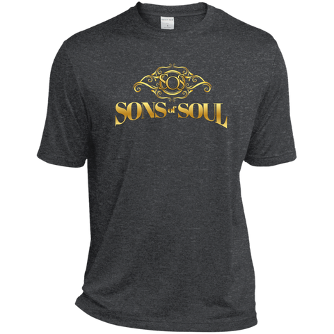 Sons of Soul Moisture-Wicking T-Shirt T-Shirts- Warrior Design Co. | Quality Affordable Branding Solutions