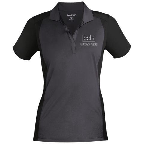 BDH Women's Sport-Wick Polo Polo Shirts- Warrior Design Co. | Quality Affordable Branding Solutions