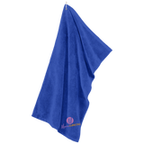 Moore Marketing Microfiber Golf Towel Towels- Warrior Design Co. | Quality Affordable Branding Solutions
