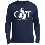 Cedric & Tyra Moisture Absorbing T-Shirt T-Shirts- Warrior Design Co. | Quality Affordable Branding Solutions